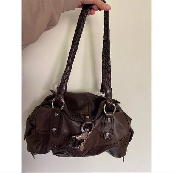 Brown Leather Purse